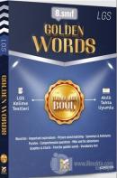 2022 LGS İngilizce Kelimeler Golden Words Soru Bankası