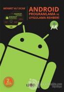 Android Proglamlama ve Uygulama Rehberi