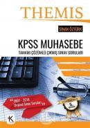 KPSS Muhasebe Tamamı Çözümlü Çıkmış Sınav Soruları