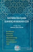 Süreli Akitlere Etkisi Açısından İslam Borçlar Hukukunda Özür