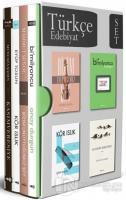 Türkçe Edebiyat Seti (4 Kitap Takım)