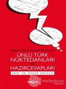 Ünlü Türk Nüktedanları ve Hazırcevapları