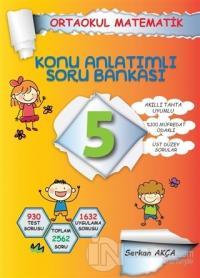 5. Sınıf Ortaokul Matematik Konu Anlatımlı Soru Bankası