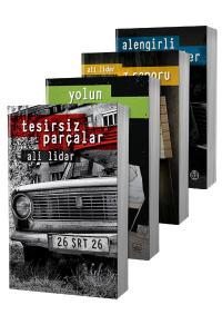 Ali Lidar Seti - 4 Kitap Takım