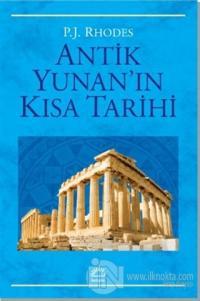 Antik Yunan'ın Kısa Tarihi P. J. Rhodes