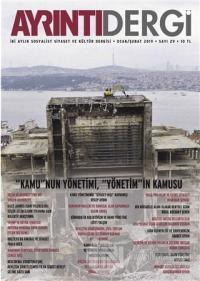 Ayrıntı Dergisi Sayı: 29 Ocak-Şubat 2019