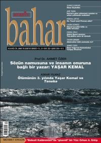 Berfin Bahar Aylık Kültür Sanat ve Edebiyat Dergisi Sayı: 252 Şubat 20