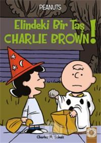 Elindeki Bir Taş Charlie Brown!