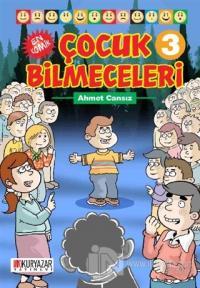 En Komik Çocuk Bilmeceleri 3 Ahmet Cansız