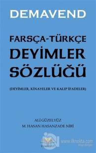 Farsça-Türkçe Deyimler Sözlüğü