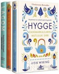 Hygge-Lykke-Lagom Set (3 Kitap Takım) (Ciltli)