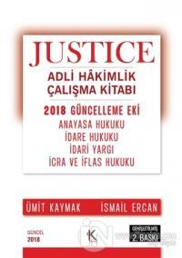 Justice Adli Hakimlik Çalışma Kitabı