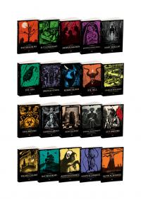 Karanlık Kitaplık 48 Kitap Takım