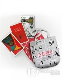Ketebe Öykü Seti (3 Kitap Takım) - Çanta Hediyeli Kollektif