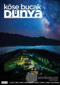 Köşe Bucak Dünya Dergisi Sayı: 41 Ocak - Şubat 2019 %20 indirimli Kole