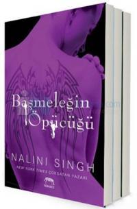 Lonca Avcı Serisi Seti - 3 Kitap Takım %45 indirimli Nalini Singh