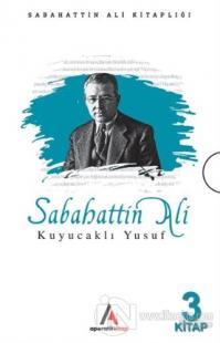 Sabahattin Ali Roman Seti (3 Kitap Takım)