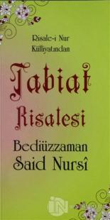 Tabiat Risalesi (Cep boy, Kod: 0181)