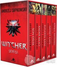 The Witcher Serisi - Kutulu Özel Set (5 Kitap Takım) %25 indirimli And