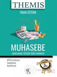 Themis Muhasebe - Açıklamalı Özgün Soru Bankası %5 indirimli Sinan Özt