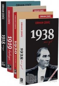 Türk Devrimi Seti (4 Kitap Takım) Orhan Çekiç