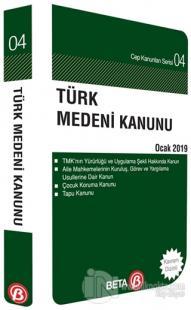 Türk Medeni Kanunu Ocak 2019