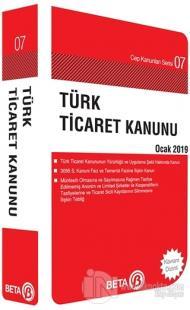 Türk Ticaret Kanunu Ocak 2019