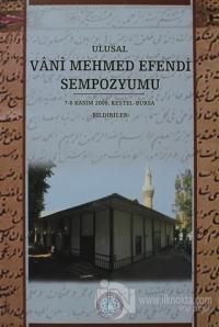 Ulusal Vani Mehmed Sempozyumu