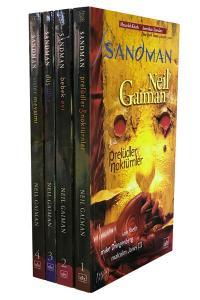 Sandman Seti (4 Kitap Takım)